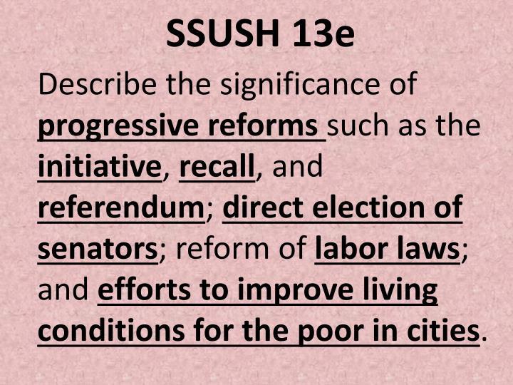 SSUSH 13e