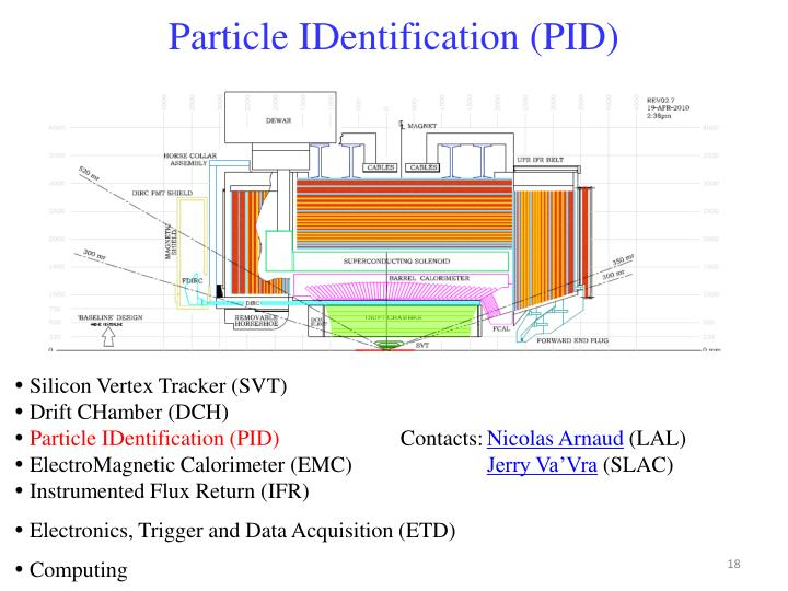 Particle IDentification (PID)