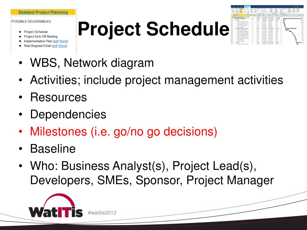 PPT - Project Management PowerPoint Presentation - ID:1643430