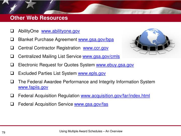 Other Web Resources
