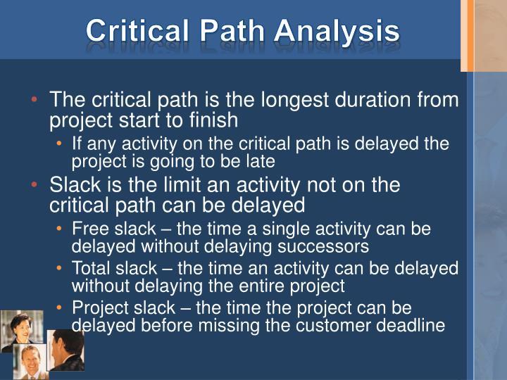 Critical Path Analysis