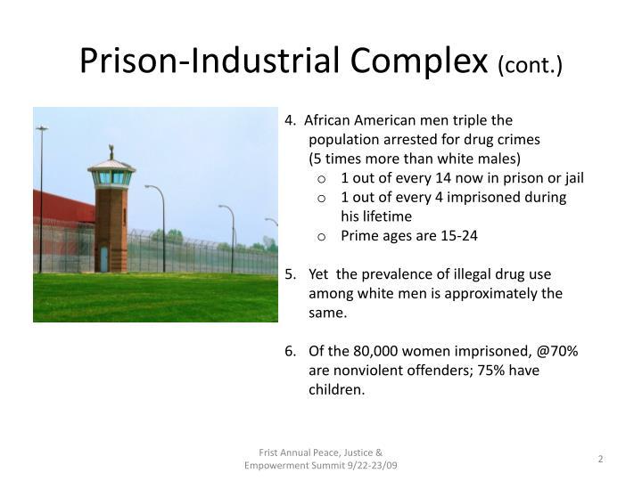 Prison industrial complex cont