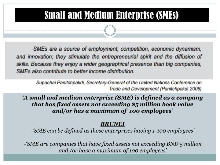 the small and medium enterprises Ministry of micro, small & medium enterprises (m/o msme) envision a vibrant msme sector by promoting growth and development of the msme sector, including khadi, village and coir industries, in cooperation with concerned ministries/departments, state governments and other stakeholders, through providing support to existing enterprises and encouraging creation of new enterprises.
