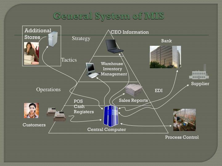 General System of MIS