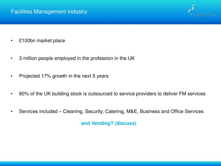 Facilities Management Industry