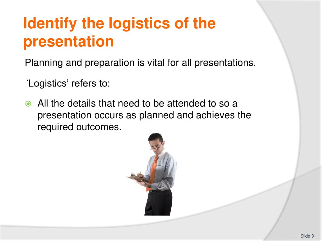 PPT - PREPARE AND DELIVER A PRESENTATION PowerPoint
