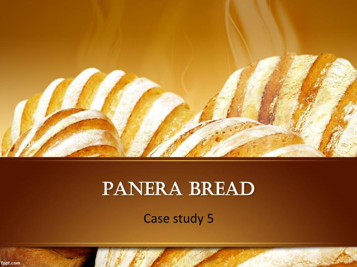 panera bread co case study Panera bread company case study analysis is one of the proficient tools in which can shed light on the company's marketing methods, its vision, mission, objectives and planned growth over the years.