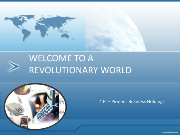 4 pi pioneer business holdings n.