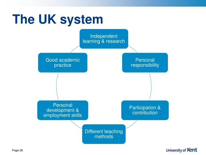The UK system