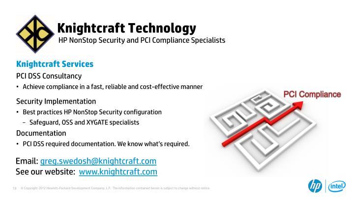 Knightcraft Technology