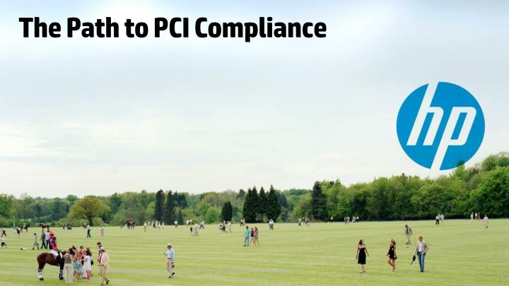 The path to pci compliance