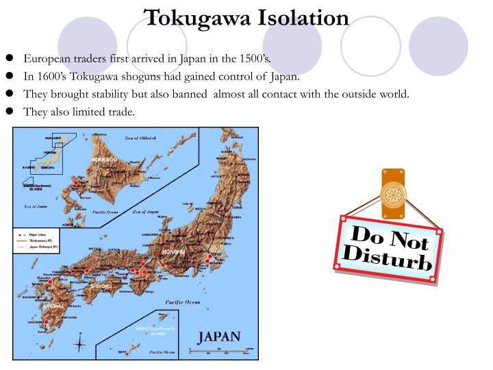 Tokugawa Isolation