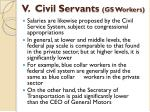 v civil servants gs workers3