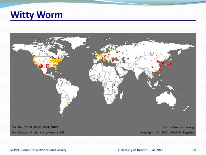 Witty Worm