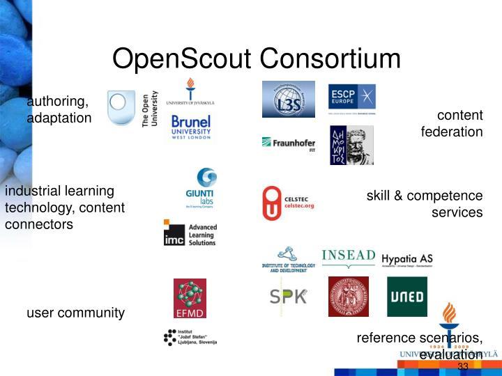 OpenScout Consortium