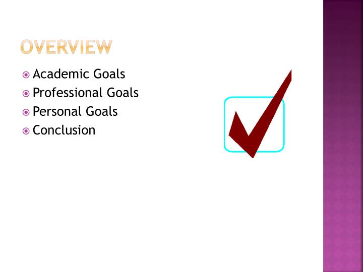 personal goals professional goals essay If you are writing a career goals essay, read on to learn how many graduate and undergraduate programs require an essay on your life, personal interests and career goals for me, i can easily articulate my goals in a few sentences.