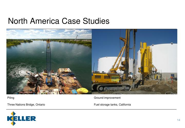 North America Case Studies