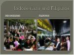 indonesians and filipinos