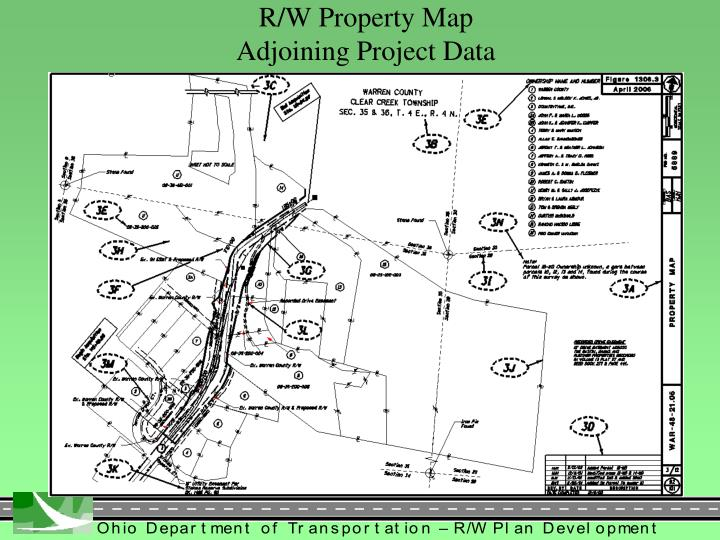 R/W Property Map