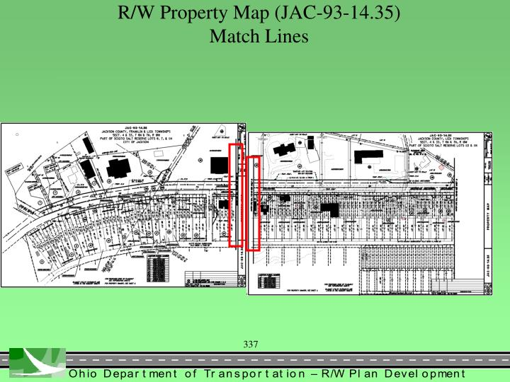 R/W Property Map (JAC-93-14.35)