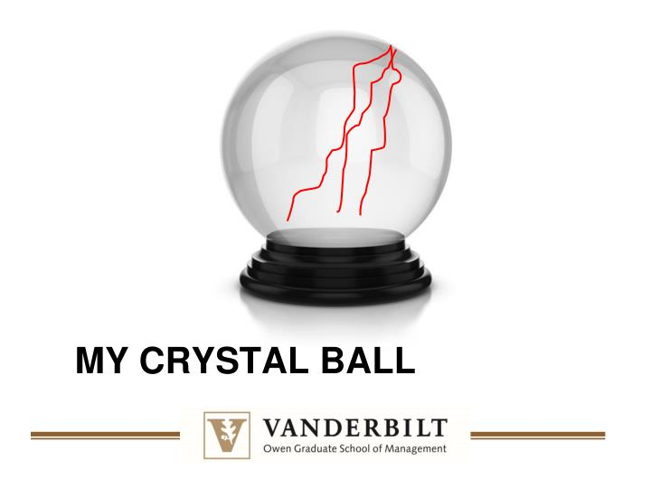 My Crystal Ball