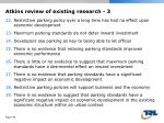 atkins review of existing research 3