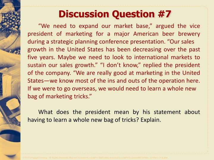 Questions on strategic perspective netcares international expansion