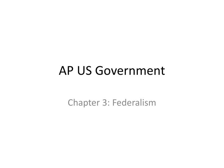 ch 2 government politics In covering american government and politics, our text chapter 2 the constitution and the structure of government power covers the foundations and.