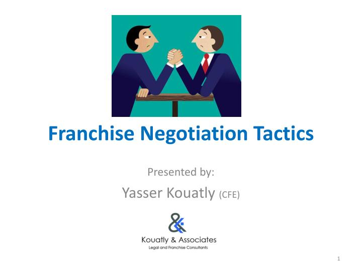 negotiation tactics in business Negotiation is considered an art in the business realm, and peter barron stark companies wants to help you master it view these articles for negotiation strategies.