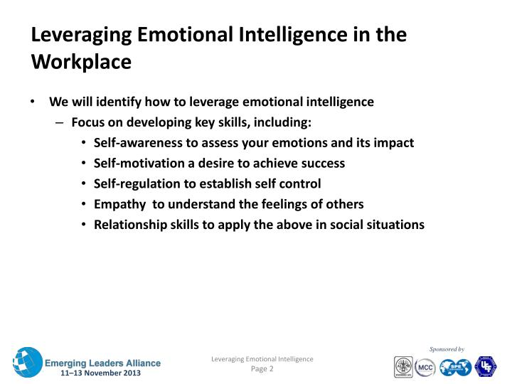 how does a workplace bully rate on emotional intelligence Emotional intelligence addresses the emotional, personal, social, and survival dimensions of intelligence, which are often more important for daily functioning than the more traditional cognitive aspects of intelligence.