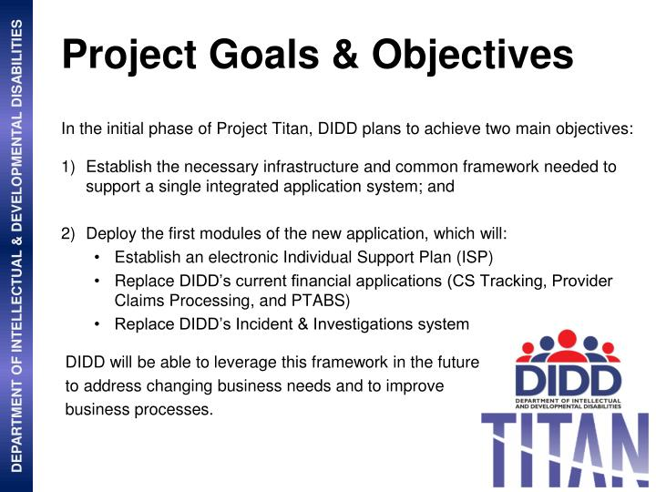 Ppt project kickoff meeting east regional office - Project management office objectives ...