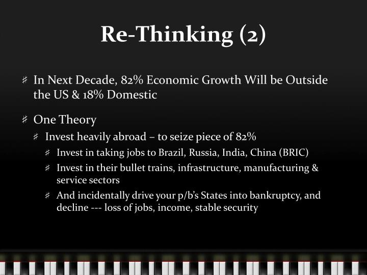 Re-Thinking (2)