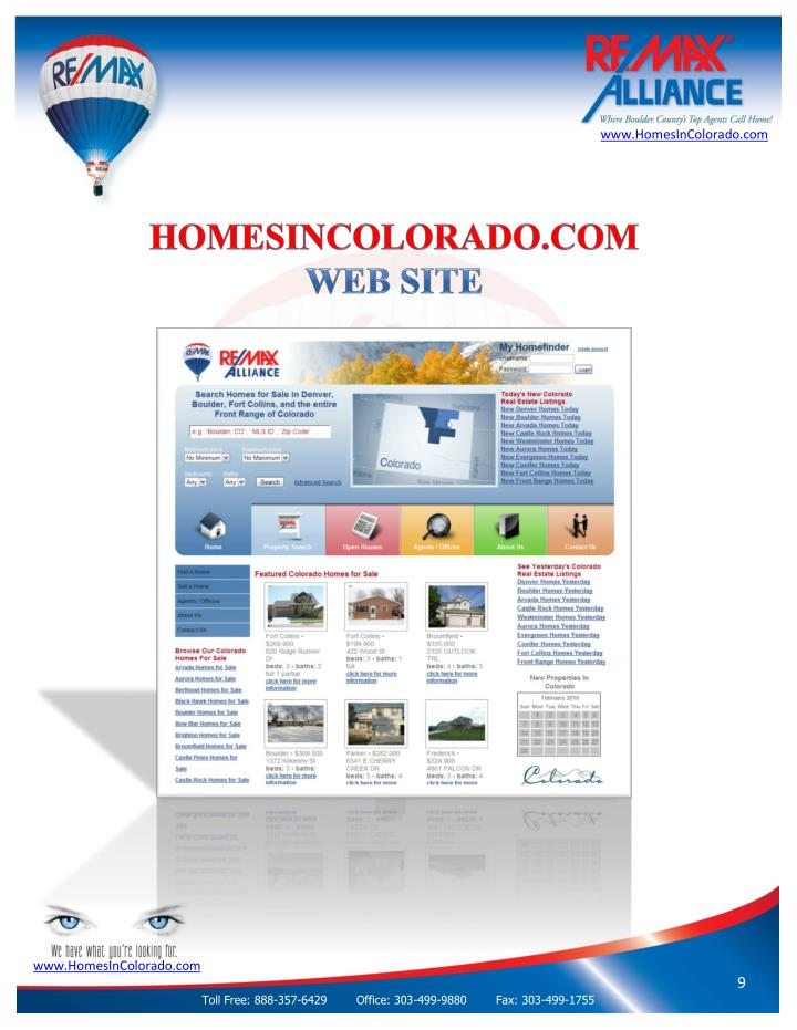 Homesincolorado.com