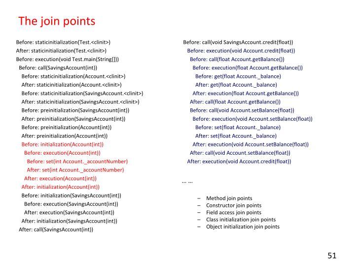 Before: staticinitialization(Test.<clinit>)