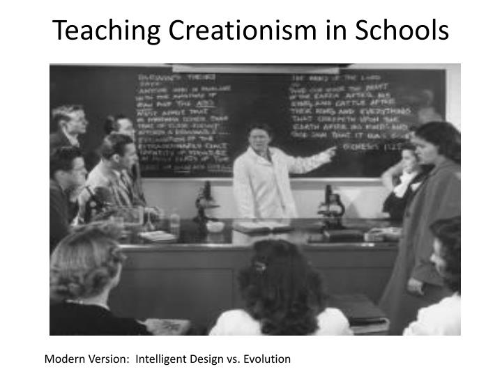 intelligent design & evolution in public schools essay Ucgorg / good news / the evolution vs intelligent design debate the evolution vs intelligent design debate  most universities and public schools teach darwinism as though it were unquestioned fact, though the truth is that a growing number of scientists are questioning it on evidential grounds  imperfect design is the mark of.