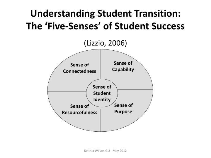 Understanding Student Transition: