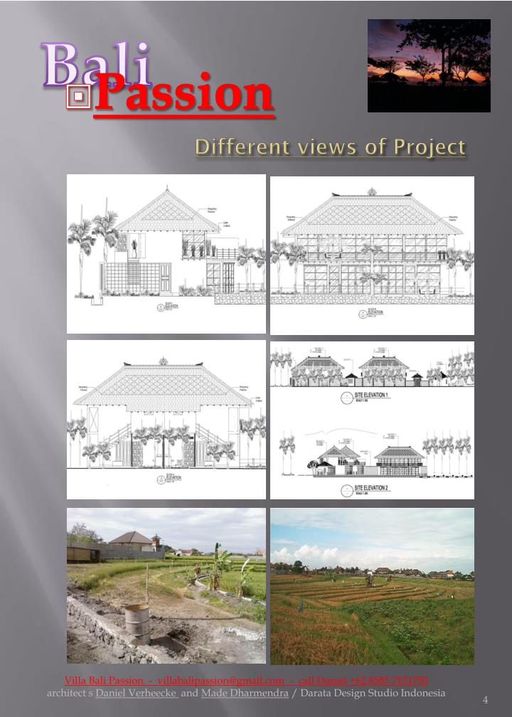 Different views of Project