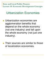 state and local public finance lecture 15 economic development concepts29