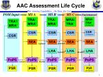 aac assessment life cycle