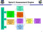 spiral 2 assessment engine