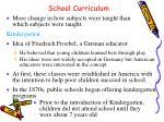 school curriculum3