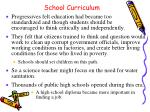 school curriculum6