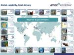 global capability local delivery