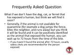 frequently asked question1