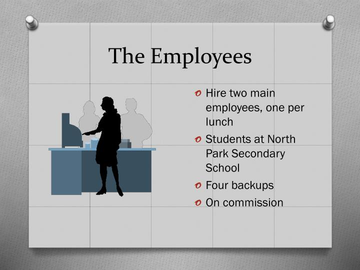 The Employees