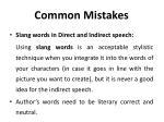 common mistakes1