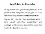 key points to consider3