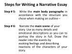 steps for writing a narrative essay3