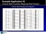 example application 2 cotton belt corridor regional rail project2
