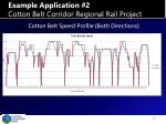 example application 2 cotton belt corridor regional rail project3